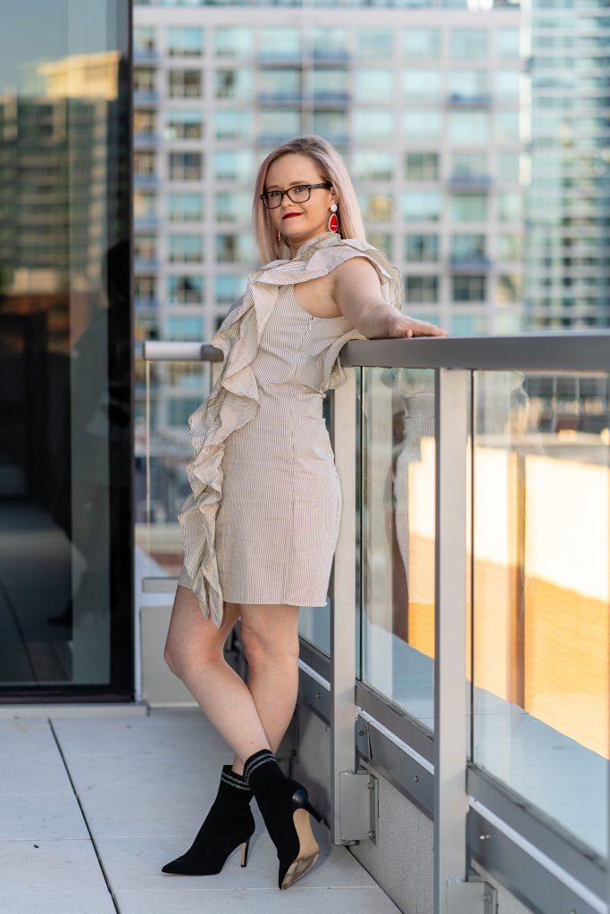 Fashionably Femme Ruffles Trend